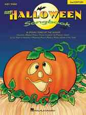 """""""THE HALLOWEEN SONGBOOK"""" EASY PIANO/KEYBOARD MUSIC BOOK BRAND NEW ON SALE!!!"""