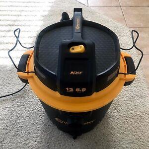 Vacmaster Pro Beast VJH1211PF 0201 Professional Beast Series Wet/Dry Vacuum