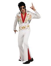 "Elvis Presley Mens Dlx Costume,Medium, CHEST 38 - 40"", WAIST 30 - 34"",INSEAM 33"""