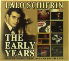 Lalo Schifrin - The Early Years NEW 4 x CD