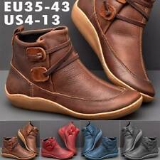 Casual Short Boots Wedge Shoes Warm Ladies Winter 1 Pair Training Womens Wear T3