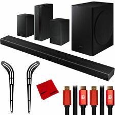 Samsung HW-Q60T 5.1ch Soundbar with SWA-8500S Wireless Rear Speakers Kit Bundle
