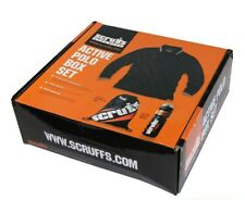 SCRUFFS ACTIVE POLO BOX SET WITH SPORTS BOTTLE AND DRAWSTRING BAG (B35)