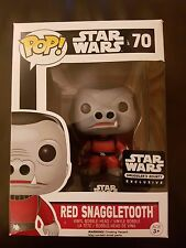 Star Wars Red Snaggletooth Smugglers Bounty Pop! Vinyl - New exclusive in stock