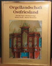 Orgellandschaft Ostfriesland - Noah  Vogel Stromann  Ruge 1995