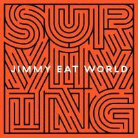 Jimmy Eat World - Surviving CD NEU OVP