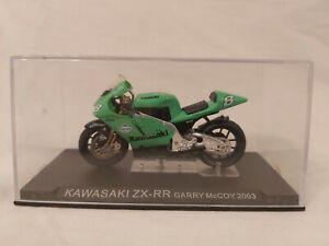 1/24 Kawasaki ZX-RR Garry McCoy 2003 Motorcycle -  IXO