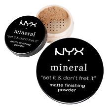 NYX Mineral Finishing Powder - Light/Medium - FREE USA SHIPPING