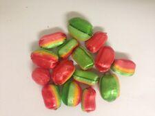 Cherry Apple Bugs Hard Boiled Lollies  200g  (Australian  made)