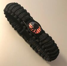 Wounded Warrior *  Paracord Bracelet