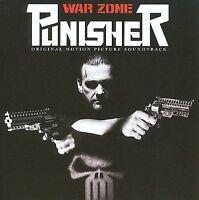 Original Soundtrack : The Punisher: War Zone CD