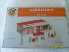 NIB BACHMANN HO SCALE TEXACO GAS STATION