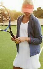 Sudato BETTY MATCH POINT Tennis Abito Taglia S Bianco Nuovo