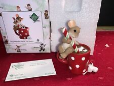 """Charming Tails�Your Sweetness Warms The Season"""" Dean Griff Nib Christmas"""