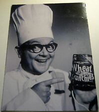 Advertising Food Retail Wheat Cruchies - posted 1997