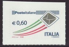 """2010 Italia Repubblica """"Posta Italiana"""" €. 0,60 """"busta oro"""" MNH**"""