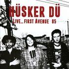 HUSKER DU – LIVE… FIRST AVENUE '85 (NEW/SEALED) CD Live