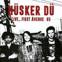 HUSKER DU – LIVE… FIRST AVENUE '85 (NEW/SEALED) CD Live
