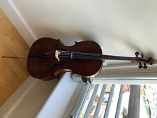 More details for 1879 mirecourt french cello. 3/4 size