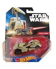 Star Wars Hot Wheels Battle Droid Car BNIP Brand New #27 DNL96
