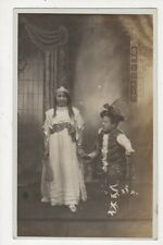 Pageant Scene Vintage RP Postcard HH Howarth Bolton 645a