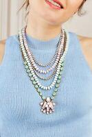 stella & dot Modern Bohemian Versatile Statement Necklace Versatile3 in1 RV $139