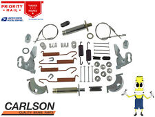 Complete Front Brake Drum Hardware Kit for Ford F-250 1967-1974 4x4 4WD ONLY
