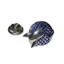 SHARK, sea nautical jaws fish fishing Pin Badge Tie Pin/Hat/Lapel Badge  AJTP397