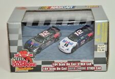 RACING CHAMPIONS NASCAR Jeremy Mayfield #12 2 CAR Boxed SET 1:64 SCALE DIECAST