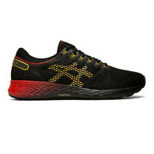 Asics Womens Roadhawk 2 FF Running Shoes Trainers Sneakers Black Sports