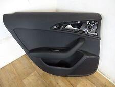 Original Audi A6 S6 4G Facelift Türverkleidung hinten links Memory Valcona Soul