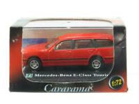 Cararama Hongwell Diecast Mercedes Benz E Class Touring Red 1 72 Scale Boxed