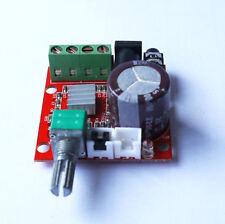 Audio Amp Board DC 12V 20mA Mini Amplifier Board 10W 10W Class D Amplifier Hot