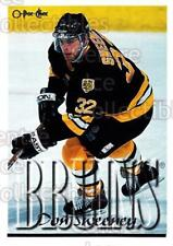 1995-96 Topps O-Pee-Chee Opc Parallel #127 Don Sweeney