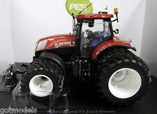 UH 1/32 Scale J4084 New Holland T7 210 Dual wheel Diecast model Farm Tractor
