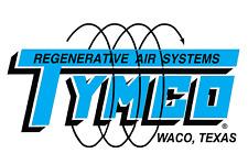 vinyl decal logo  Tymco Sweeper 25''x13''
