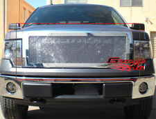 Fits F-150 King Ranch/XLT/Lariat/Platinum Mesh Grille 09-11