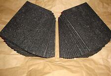 Antirutschmatte  Gummigranulatmatte Gummimatte 50 Stück