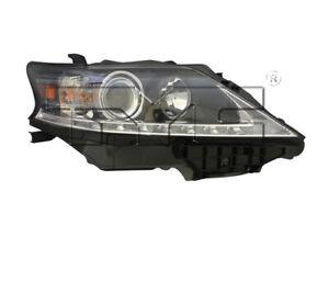TYC Right Side Halogen Headlight for Lexus RX350 RX450h 2013-2015 Japan Built