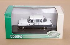 NEW Ebbro 1/43 Scale DieCast Model TOYOPET CROWN POLICE CAR