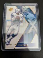 2000 UPPER DECK SPx PEYTON MANNING #34 INDIANAPOLIS COLTS (SAMPLE) Rare MINT