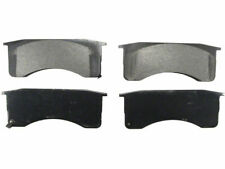 For 2002 Isuzu FSR Brake Pad Set Rear Wagner 13915CQ