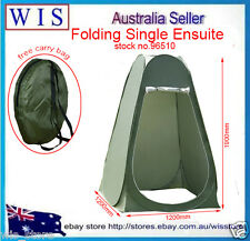 Single Ensuite Tent,Pop-Up Ensuite Shower Tent Outdoor Camping Toilet Portable