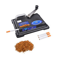 New Cigarette Manual Rolling Machine Tobacco Roller Injector Maker