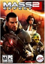 MASS EFFECT 2 US VERSION for PC XP/VISTA/7 (DVD-ROM) SEALED NEW