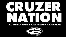 Cruz Pedregon CRUZER NATION T-Shirts