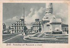 FORLI' - Particolare del Monumento ai Caduti 1937