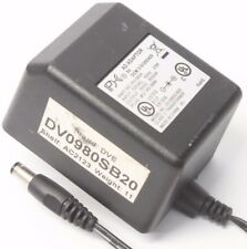 DVE DV-0980S-B20 AC DC Power Supply Adapter Charger Output 9V 800mA