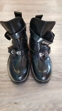 Balenciaga Booties Ceinture Buckle Ankle Boots 38 US 8 US 7,5