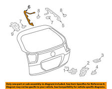 84260-48021 Toyota Sensor assy, power back door, lh 8426048021, New Genuine OEM